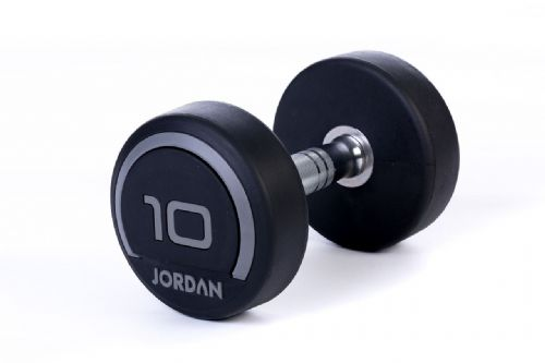 Jordan Premium Rubber Dumbbells from £569.10